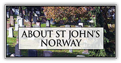 About St John's Norway
